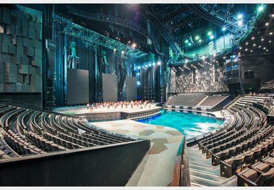 斯图菲什在中国的剧院和主题公园项目完工