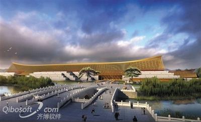 """故宫年内将在北京海淀建分院 建筑方案""""五选一"""""""